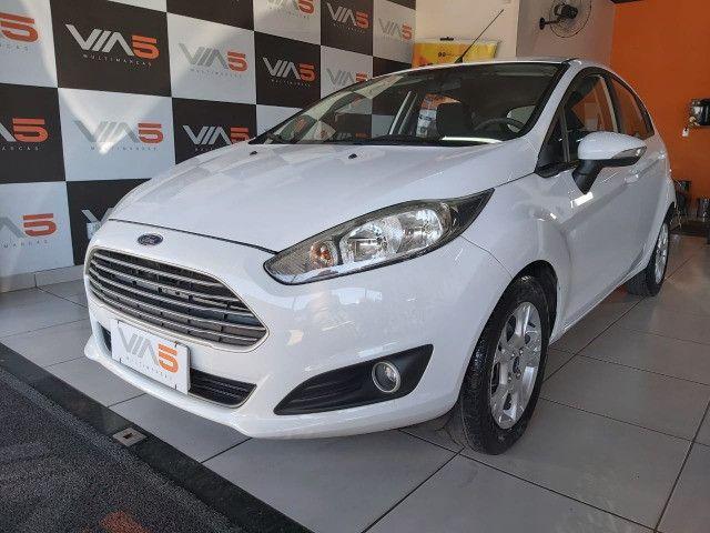 Ford Fiesta automático 2014/2015