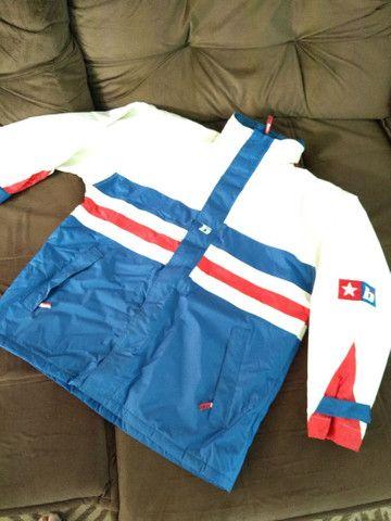 Blusa jaqueta de frio grande - Foto 4