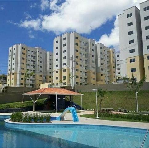 Leve Castanheiras - apto 2 quartos com varanda e elevador