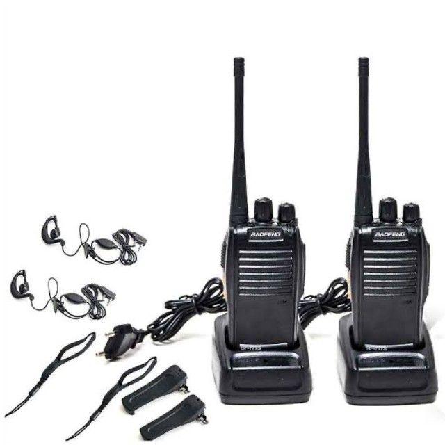 Rádio comunicador 777s - Foto 2