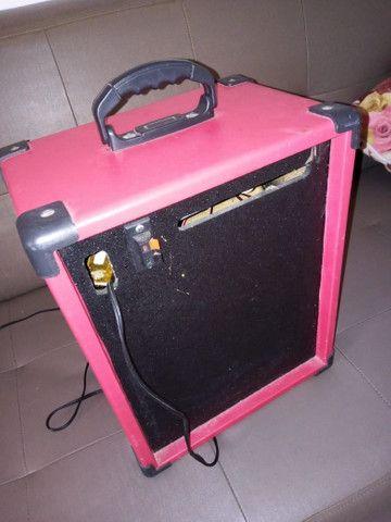 Vendo ou troco Caixa de som Cubo - Foto 3