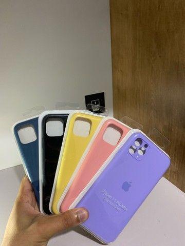 Capas/Cases para iPhone 7/8/X/11 e vários outros modelos. Estilo case original. - Foto 3