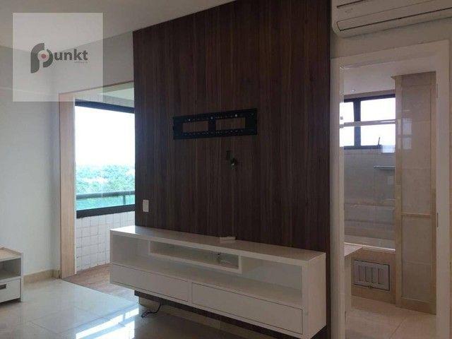 Apartamento com 4 dormitórios para alugar, 195 m² por R$ 7.000/mês - Ponta Negra - Manaus/ - Foto 13