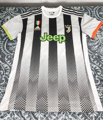 Camisa Juventus x Palace x Cristiano Ronaldo 7 x GG - Foto 2