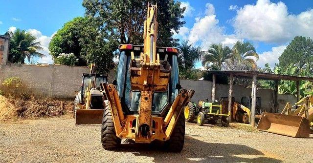 Retro escavadeira Case 580M 4X4 - Foto 2