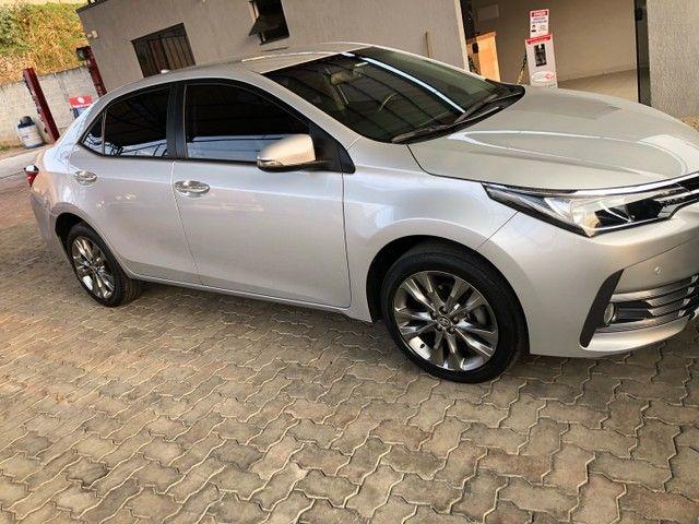 Corolla xei 2019 único dono - Foto 3