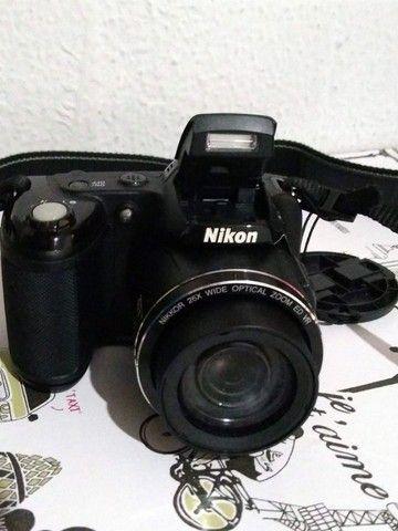 Câmera Nikon Coolpix l810 - Foto 2