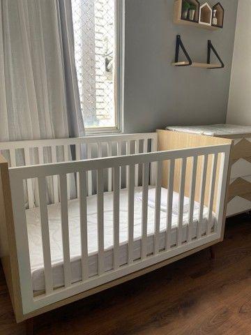 Vendo lindo quarto de bebê moderno ! - Foto 3