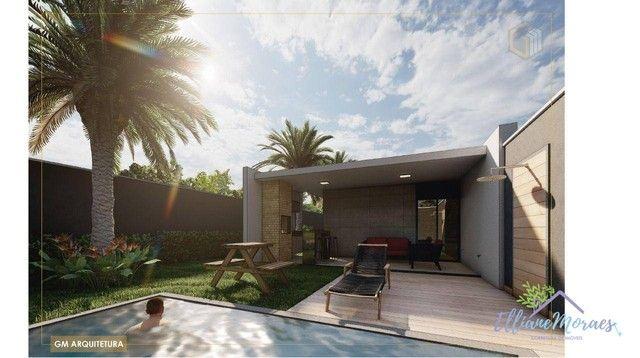Casa com 3 dormitórios à venda, 103 m² por R$ 295.000,00 - Timbu - Eusébio/CE - Foto 5