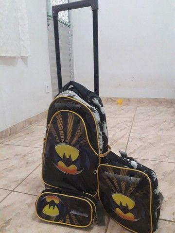 Vendo mochila de rodinha