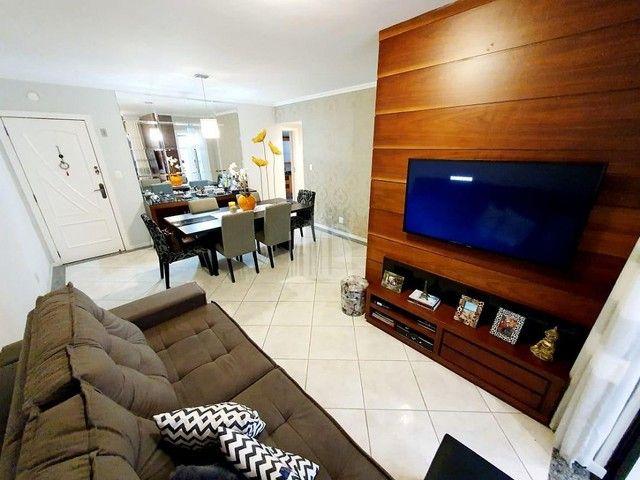 Apartamento a venda com Ampla Sacada com Churrasqueira - Foto 5