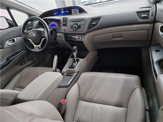 Honda Civic 2014 2.0 lxr 16v flex 4p automático - Foto 13