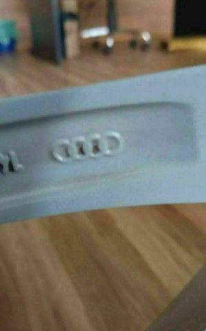 Rodas aro 18x7,5 Originais Audi  - Foto 3