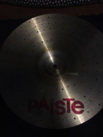 Crash Paiste 2002 - Foto 4