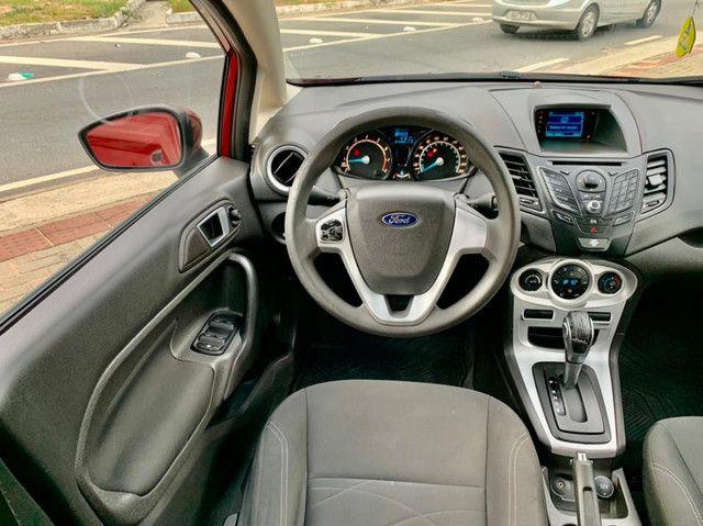 Ford New Fiesta 2014 1.6 Flex Completo automático - Foto 8