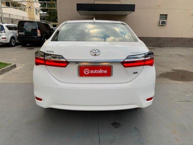 Corolla XEI Branco AUT 2019 - Foto 5