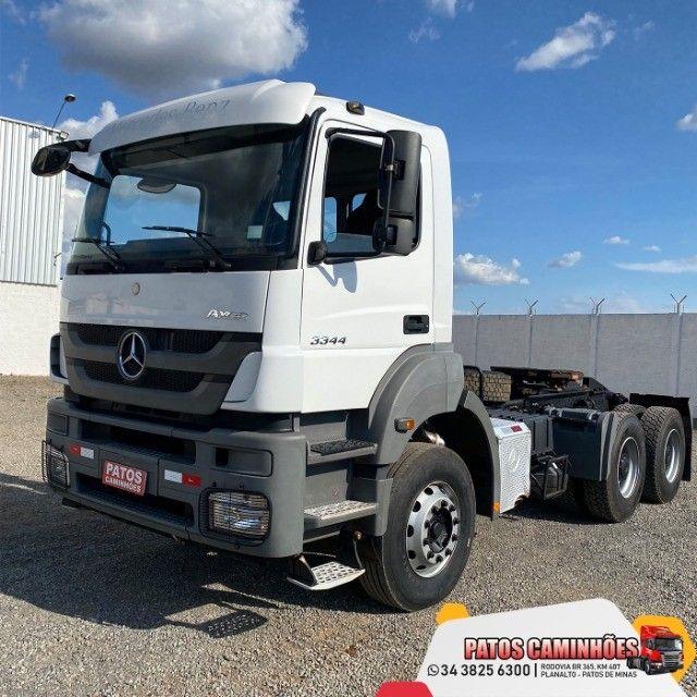 Mercedes Benz Axor 3344 - Foto 3