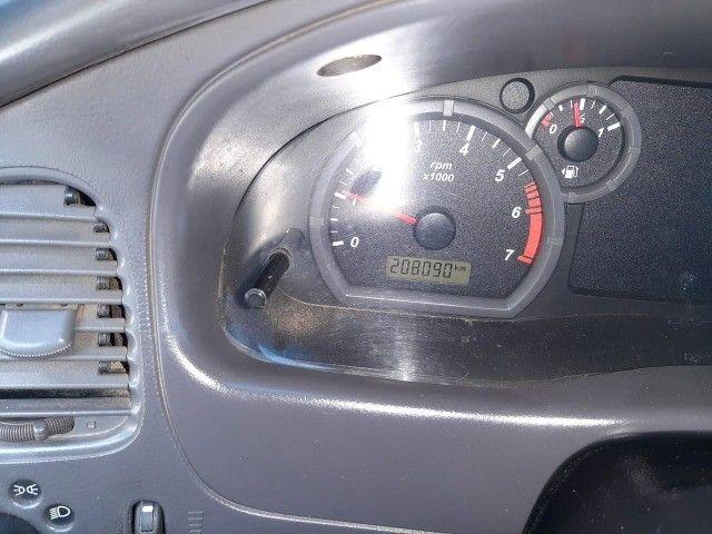 Ford Ranger 2008 Sport XLS 10A 4X2 - GNV 5° geração Motor 2.3 Completa  - Foto 13