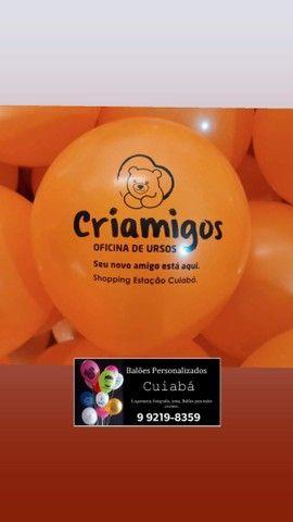 Balões Personalizados Cuiabá  - Foto 4