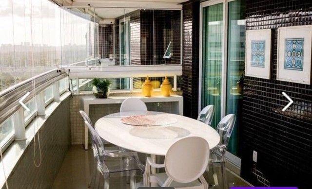 Apartamento para venda tem 209 metros quadrados com 4 quartos em Pituba - Salvador - BA - Foto 2