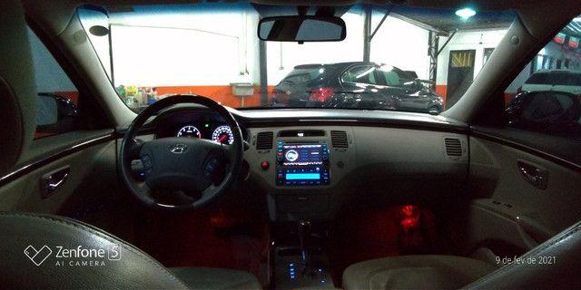 Azera 3.3 V6 Aut U.Dona Bx Km Couro Rodas Revisado Pneus Novos - Foto 6