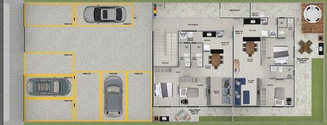 Apartamento para Venda em João Pessoa, Bessa, 2 dormitórios, 1 suíte, 2 banheiros, 1 vaga - Foto 5