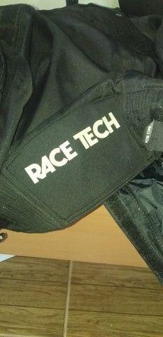 jaqueta p/ motociclista  race tech 80,00 barbada  - Foto 2