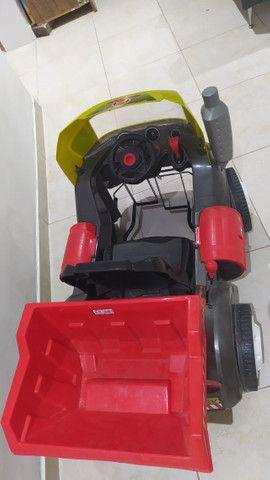 Caminhão caçamba Brutus de pedal - Foto 2