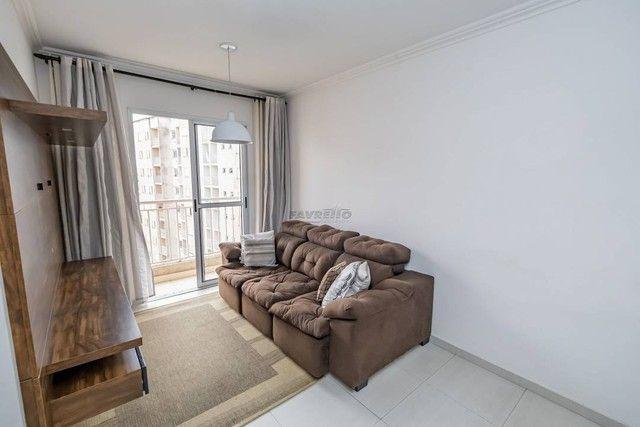 APARTAMENTO com 2 dormitórios à venda com 77.5m² por R$ 305.000,00 no bairro Fanny - CURIT - Foto 8