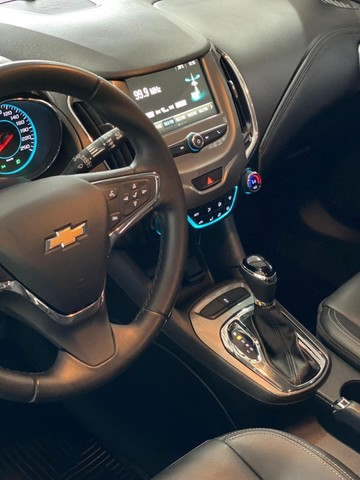 GM Chevrolet Cruze Hatch 1.4 LT Turbo 2018. - Foto 7