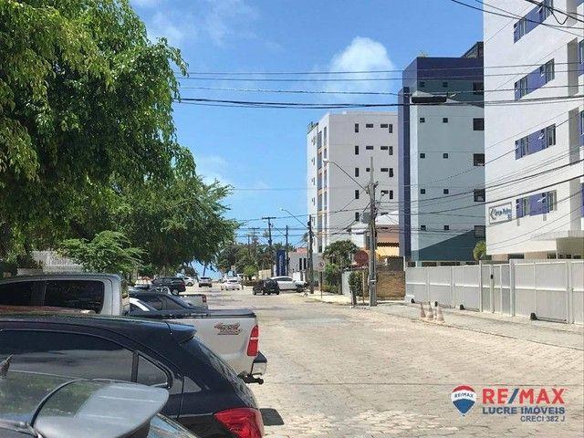 Apartamento com 1 dormitório para alugar, 39 m² por R$ 1.900,00/mês - Cabo Branco - João P - Foto 20