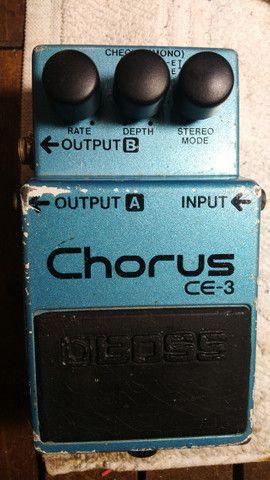 Pedal Boss CE-3 Chorus Made in Japan