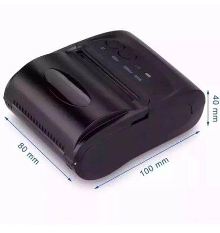 Impressora térmica bluetooth 58mm - Foto 4