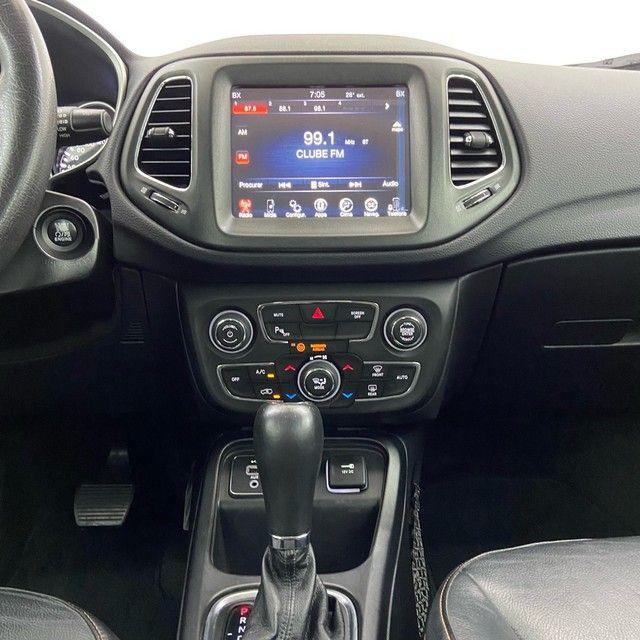 Jeep Compass Longitude 2.0 4x2 Flex 2017 - Foto 18
