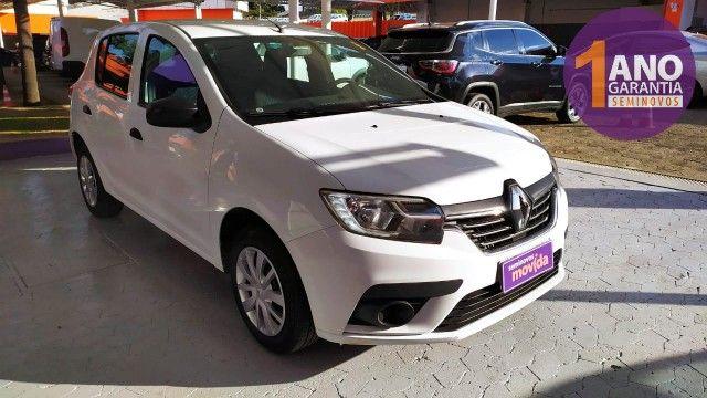 Renault Sandero Life 1.0 12V SCe (Flex) - Foto 3