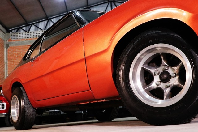Ford Maverick 1977 V8: - Foto 19
