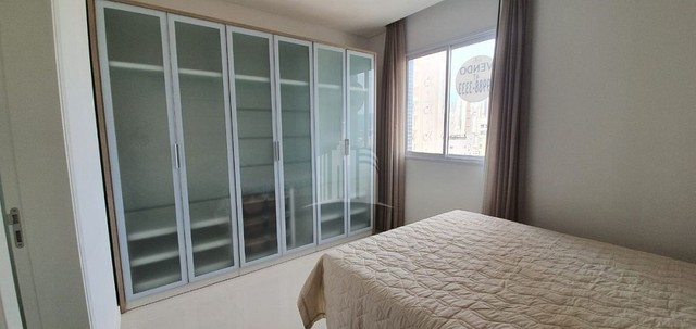 Apartamento Novo Mobiliado com amplo Living - Foto 17
