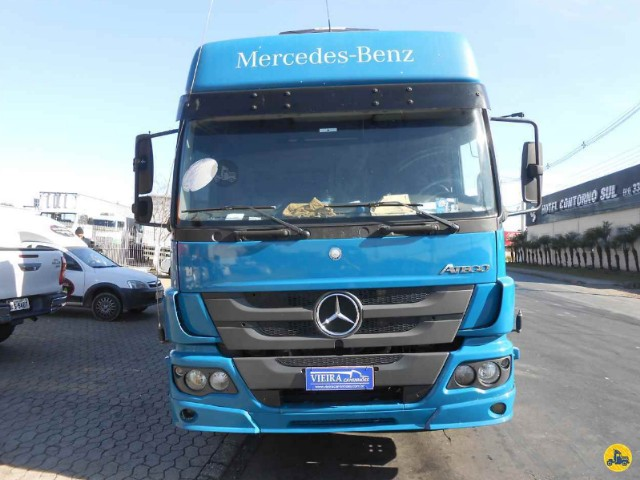 Mercedes-Benz mb 2430 2014/2014 - Foto 5