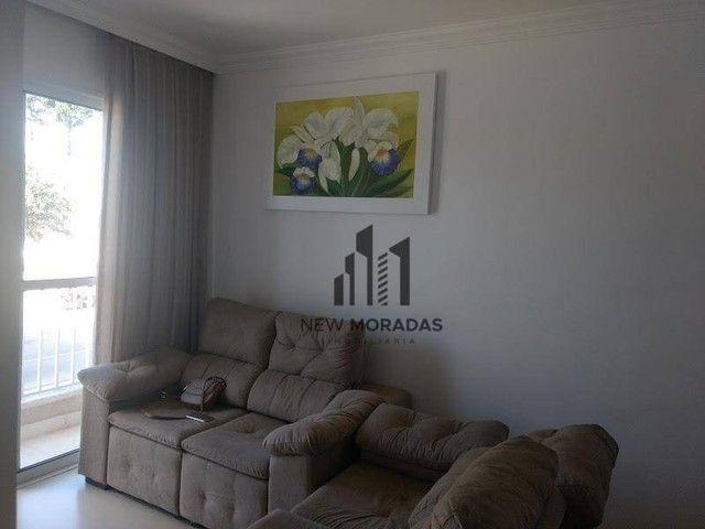 Residencial Linea Verde , Apartamento com 2 dormitórios à venda, 56 m² por R$ 299.900 - Fa - Foto 3