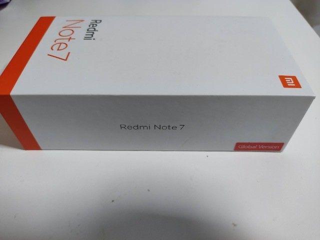Redmi Note 7 64Gb e 4Gb ram - Foto 2