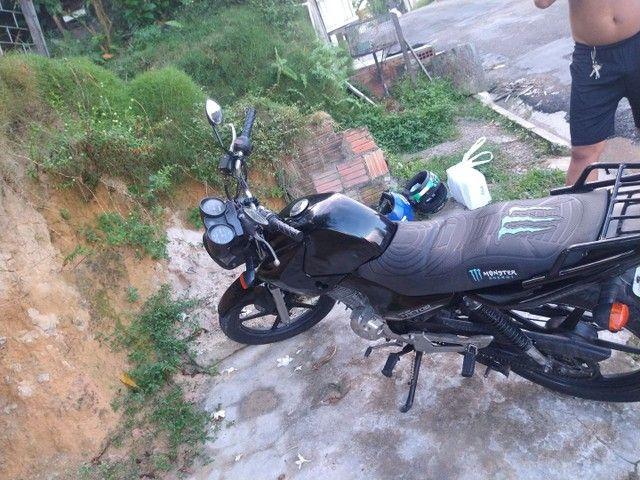 Moto Yamaha 125ED factor 2012/2012 - Foto 3