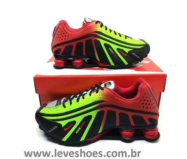 Tênis Nike Shox Neymar - Foto 4