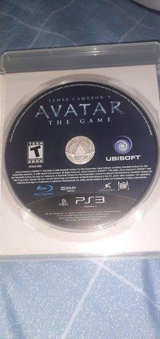 Vendo ou troco jogo Avatar do PlayStation 3 - Foto 3