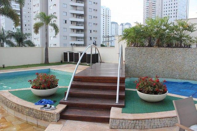 Apartamento 3 suítes 159m² com lazer completo - Setor Serrinha Alto do Bueno em Goiânia-GO - Foto 11
