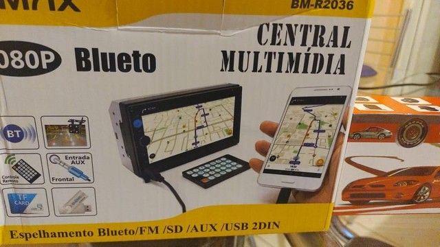 Central multimídia 2Din - Foto 4