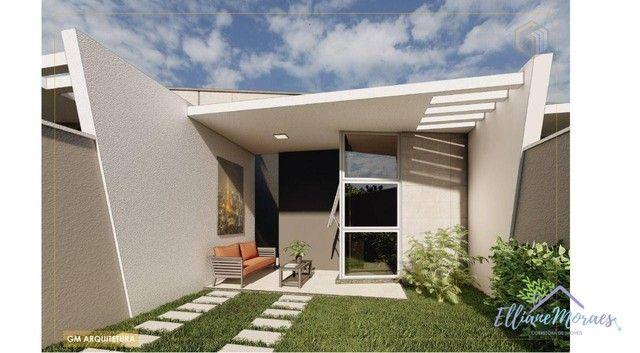 Casa com 3 dormitórios à venda, 103 m² por R$ 295.000,00 - Timbu - Eusébio/CE - Foto 8