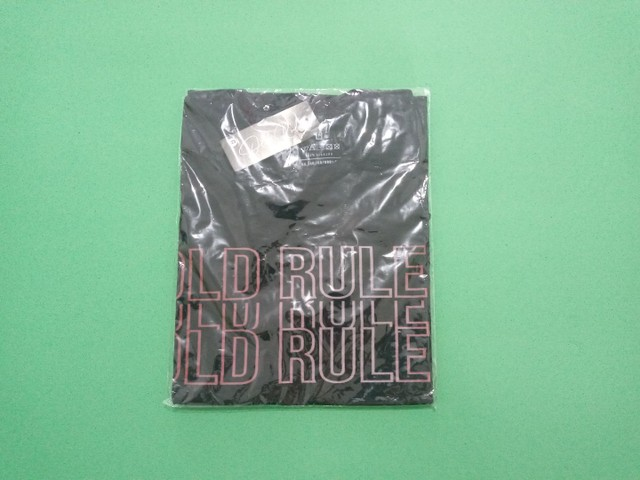 Camisa original Old Rules tamanho G - Foto 3