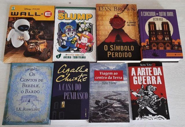 Livros Semi-Novos a partir de R$ 5 - Foto 2