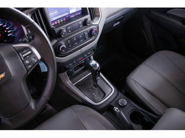 Chevrolet S10 2.8 16V TURBO DIESEL LTZ CD 4X4 AUTOMÁTICO - Foto 16