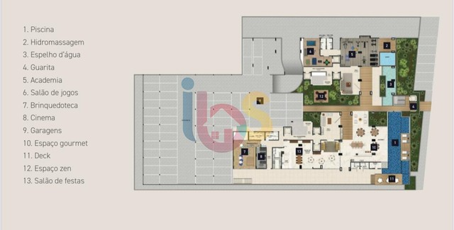 Apartamento no condomínio Orizzon - Foto 14